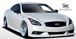 08-15 Fits For Infiniti G Coupe G37 Q60 Duraflex IPL Look Body Kit 4pc 108803