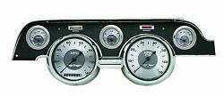 Classic Instruments 1967 - 68 Ford Mustang Gauge Cluster American Series Mu67aw