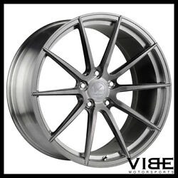 20 Vertini Vs Forged Vs01 Brushed Concave Wheels Rims Fits Bmw F10 M5
