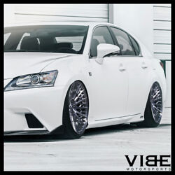 20 Stance Sf02 Titanium Forged Concave Wheels Rims Fits Toyota Camry