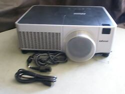 Infocus In5110 Christie Lwu4201080p Hd Projector4200 Lumensonly Has 711 Hrs