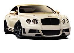 03-10 Bentley Continental GT GTC AF-1 Body Kit (GFK) 4pc Body Kit 109389