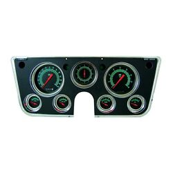Chevy 67-72 Truck G-stock Package 5 Speed/tach,four 2 1/8 Gauge/fuel 0-90ohm