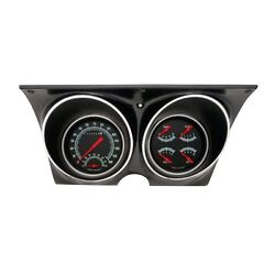 Chevy Camaro 1967-1968 - G-stock Package - 5 Speed/tach/quad Fuel 0-90ohm