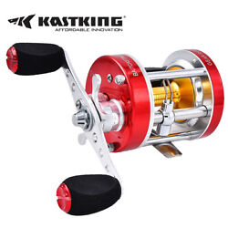 Kastking Rover Rxa Round Baitcasting Reel Inshore Andoffshore Conventional Reel