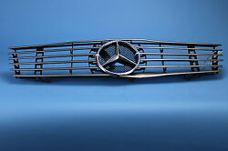 Mercedes Benz 500SL R129 Grille With Star 1298880260 129 888 02 60 129 888 0260
