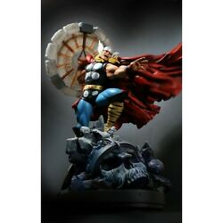 The Mighty Thor Classic Action Version Statue Bowen Neuve New