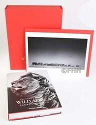 The Family Album Of Wild Africa Collectorand039s Edition With Signed Print