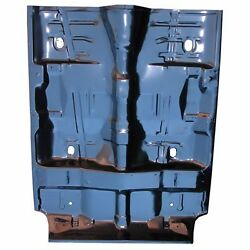 Gm A-body 19681969197019711972 Full Floor Pan Assembly With 3 Braces