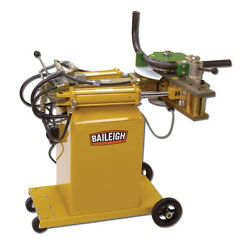 Baileigh RDB-150 AS Tube & Pipe Bender with Auto Stop