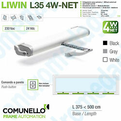 Actuator Liwin L35 4w-net 230v 350n Actuators Synchronized Chain For Windows