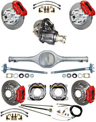 NEW SUSPENSION & WILWOOD BRAKE SETCURRIE REAR ENDPOSI-TRAC GEARBOOSTER646612