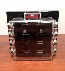 Marine 8 Gang Quick Connect Terminal Blade Auto Fuse Panel Holder With Bolts