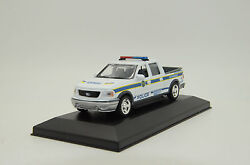 Rare Ford F-150 Pick Up South Africa Police Custom Made 1/43