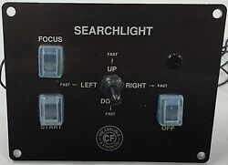 Carlisle & Finch Co. C4E2M-1-1 Nightfinder 200 Searchlight Control Panel