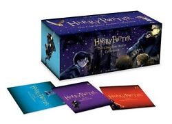 Harry Potter: The Complete Audio Collection Audiobook Box Set (103 CDs) [2016]