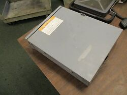 Square D 3r Load Center Qo 100a Used
