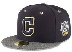 Official 2016 Mlb All Star Game Cleveland Indians New Era 59fifty Fitted Hat