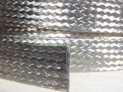 20 Feet 5/8 Braided Ground Strap Grounding Tinned Copper Flat Braid Made In Usa