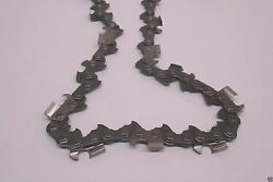 Poulan, Jonsered Chainsaw Chain 3/8 .050 68 Dl, Carlton A1lm 18'' Lot Of Two