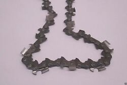 Poulan Jonsered Chainsaw Chain 3/8 .050 68 Dl Carlton A1lm 18and039and039 Lot Of Two