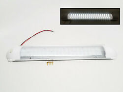Pactrade Marine Rv Trailer Car Led Interior Ceiling Light 10-30vdc With Switch