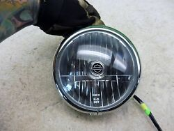 2006 Harley Sportster Xl883 S501-1. Headlight Assembly Lens And Bucket Mount