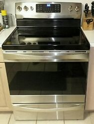 Kenmore 95053 Smooth Top Convection Oven With 3 Year Sears Warranty.