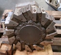Daewoo 12 Position Turret Tool Changer Cnc Turning Center 10 Or 12