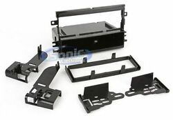 Metra 99-5819 Single Din With Pocket Install Dash Kit For 2009-2014 Ford F-150