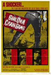 Girl On A Chain Gang Movie Poster 27x40 William Watson Julie Ange Ron Charles