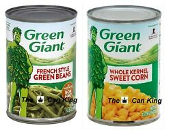 2 Pack Corn And Green Beans Diversion Can Safe Stash Box Piggy Bank