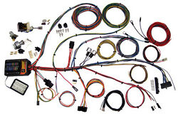 American Autowire Builder 19 Kit 510006 Street Rod Hot Universal Wiring Harness