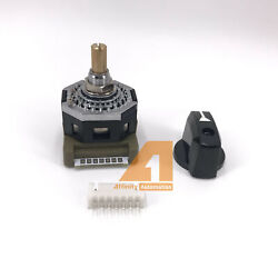One New AC09-RY FUJI Electric FA Rotary Switch For Electronic Handwheel MPG