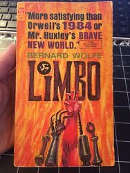Limbo By Bernard Wolfe First Paperback Print Collectible Sci Fi Collectible