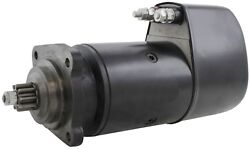 New Starter For Volvo Penta Tamd75p 24 Volt 9 Tooth 847307 0-001-416-028 842774