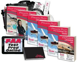 Gleim All In One Private Pilot Kit Will Expedite Your Training [gleim Kit Pp]