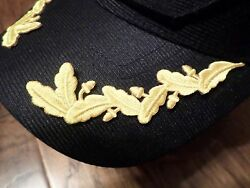 U.S MILITARY EMBROIDERED NAVY SCRAMBLED EGGS IRON ON FOR CDR CAPT COLONEL