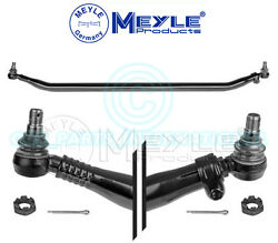 Meyle Track Tie Rod Assembly For Scania 4 Chassis 6x4 2.6t 124 L/360 1996-on