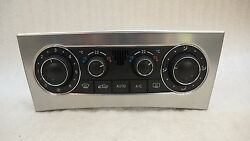 MERCEDES C CLASS W203 CLIMATE AC HEATER CONTROL PANEL A2038303485  #502