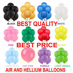 Wholesale Balloon 100-5000 10 Latex Job Lot High Quality Any Occasion Ballons