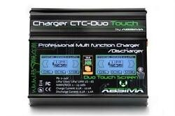 ABSIMATeam C Charger CTC-Duo Touch2x100 Watt10A Charging current4000022