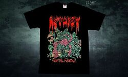 Autopsy-mental Funeral- Death Metal-death-entombedt_shirt-sizess To 6xl