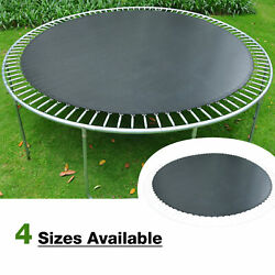 Waterproof Trampoline Mat Replacement Fit 60-96 Rings Springs 12and039-15and039 Trampoline