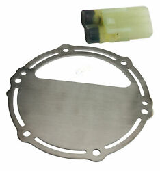Yamaha Catalytic D Plate And Cat Removal Chip Gpr Xl Xlt 1200 1300 Waverunner