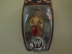 Ultimo Dragon Ruthless Aggression Autographed Figure