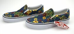 VANS WOMAN SNEAKER SLIP ON SHOES CASUAL FREE TIME CODE CLASSIC SLIP-ON ZMRF6C
