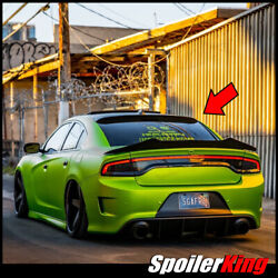 Spoilerking Rear Window Roof Spoiler Fits Dodge Charger 2015-on 380r