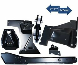 Shock Tower And Apron Kits Separate Right Side / 1964 1965 Ford Falcon - New