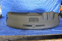 2010 10 Chevrolet Camaro Ss Oem Dashboard Cover Assembly 6.2l V8 L99 Auto 1049